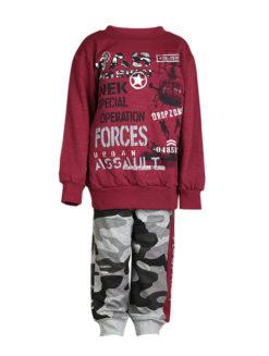 Χειμωνιάτικο σετ ρούχων για αγόρι σε στιλ μιλιτέρ ... 083d6bd8c8a