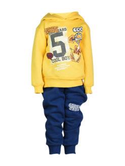 Χειμωνιάτικο σετ ρούχων για αγόρι με κουκούλα ... 09d606ce589