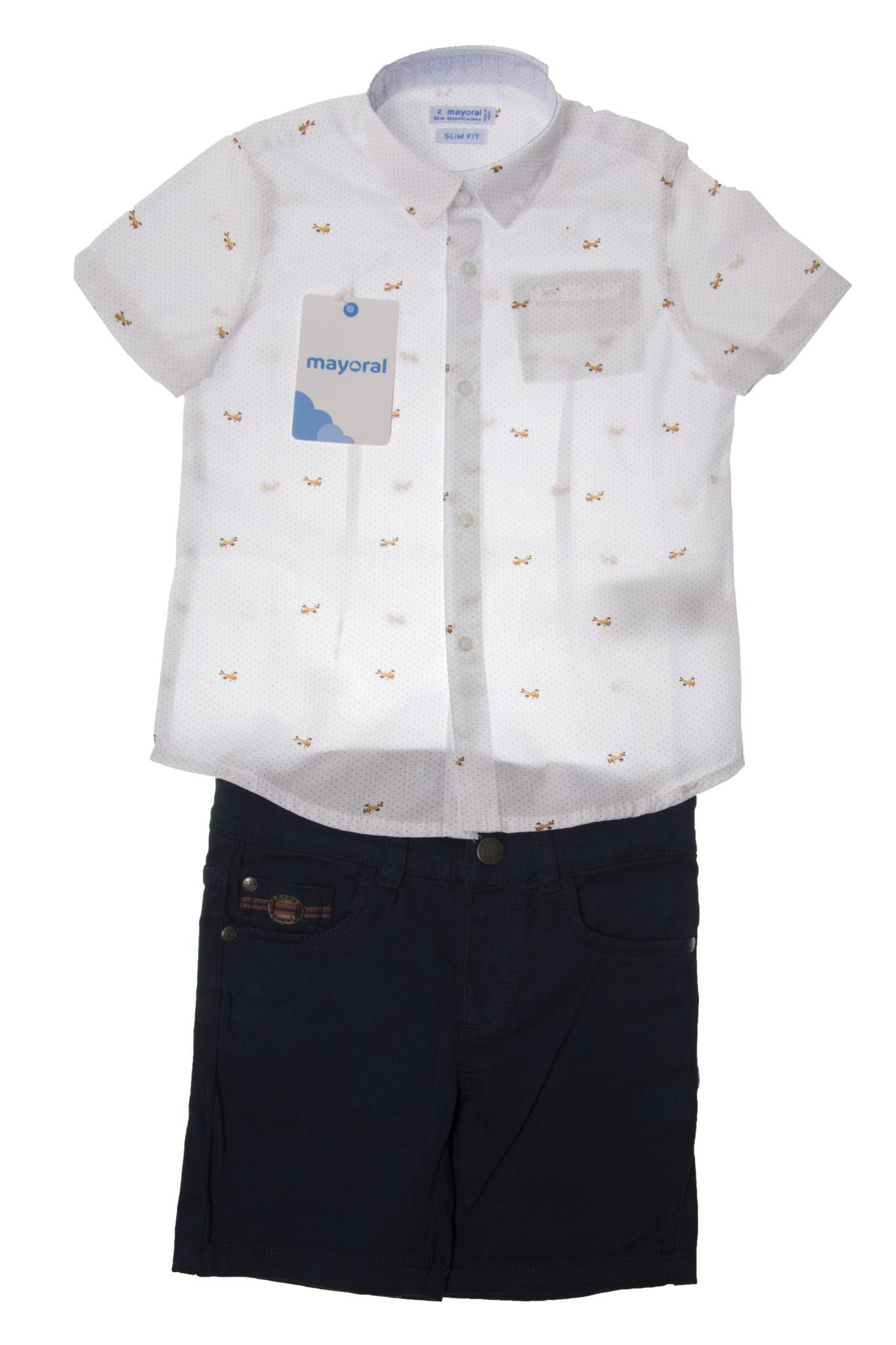 432e591fc94c Σετ ρούχων Mayoral με βερμούδα και πουκάμισο - Baby 03