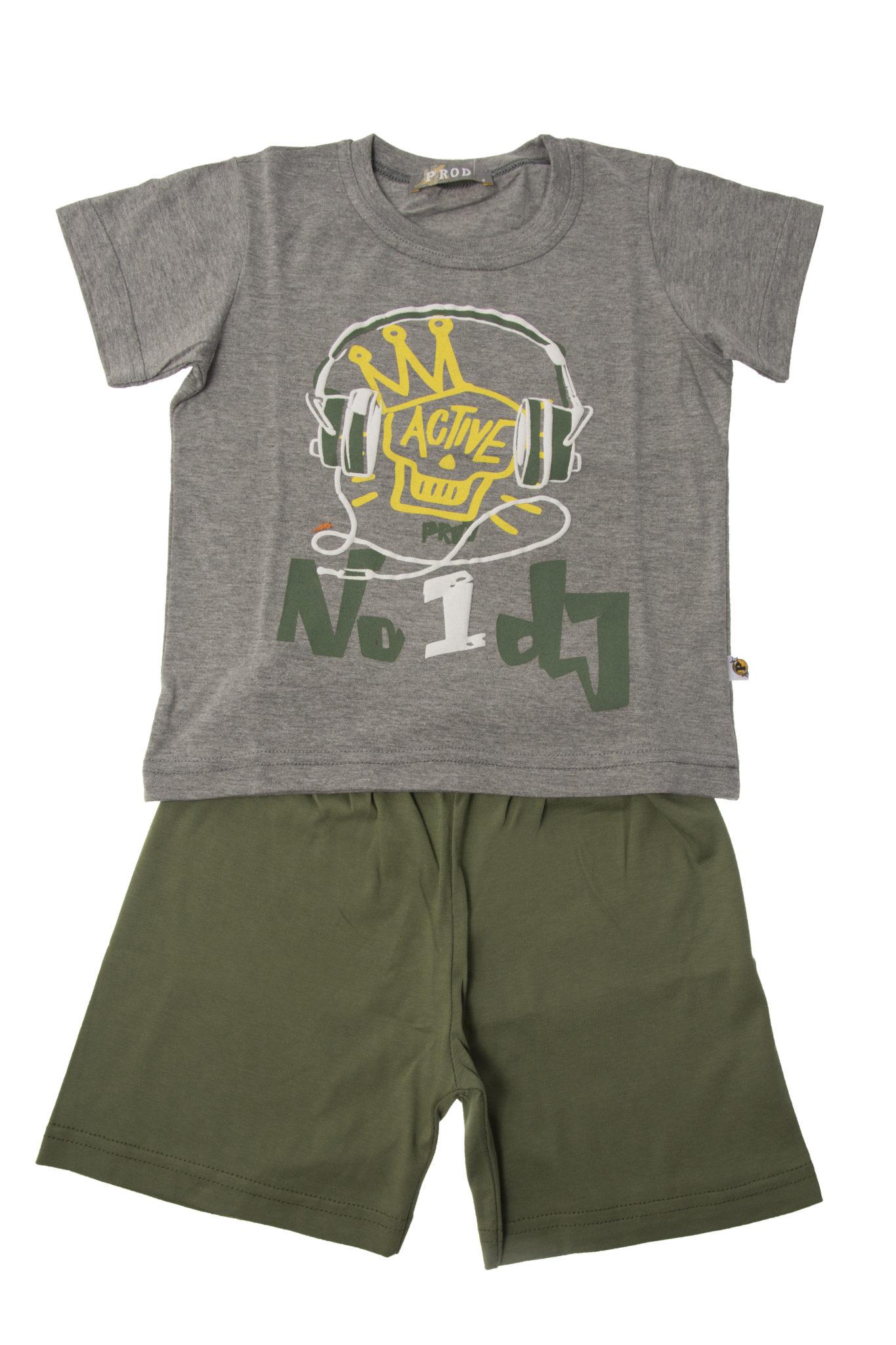 b123606c721 Σετ ρούχων για αγόρι «No1 Dj» - Baby 03
