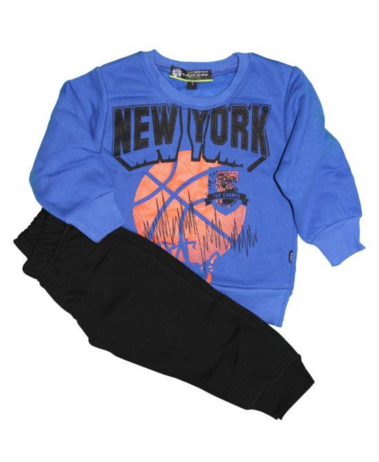 8667da6a60b Σετ ρούχων για αγόρι έως 6 ετών New York - Baby 03